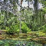 Mckee Botanical Gardens Poster