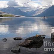 Mcdonald Lake Poster