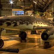 Me-262 Swallow Poster