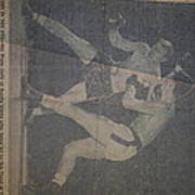 Me Fighting Bill Waits 1954 Poster