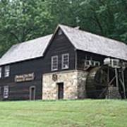 Meadow Run Mill Poster