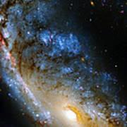 Meathook Galaxy Poster