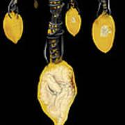 Mechanical Gestation Poster by Corina Bishop