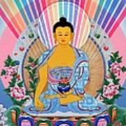 Medicine Buddha 1 Poster