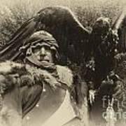 Medieval Barbarian Artur And Spirit 2 Poster