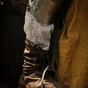 Medieval Faire Boot Detail 2 Poster