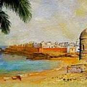 Medina Of Tetouan Poster by Catf