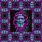 Medusa's Window 20130131m180 Poster by Wingsdomain Art and Photography