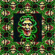 Medusa's Window 20130131p0 Poster by Wingsdomain Art and Photography