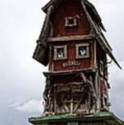 Melba Idaho's Birdhouse Poster
