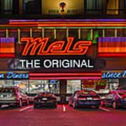 Mels Diner Poster
