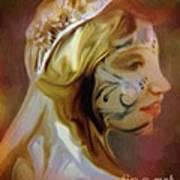 Melusine Of Avalon Poster