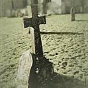 Memorial Cross Poster
