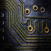 Memory Chip Number Two Poster