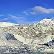Mendenhall Glacier Poster