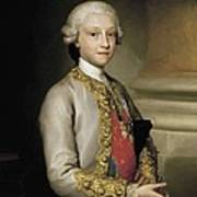 Mengs, Anton Raphael 1728-1779. Infante Poster by Everett