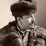 Men's Fashion, 1890s Poster