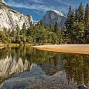 Merced River View I Poster