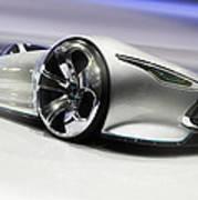 Mercedez Benz Amg Vision Gran Turismo  Poster