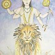 Budha Mercury Poster