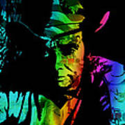 Merle Haggard Poster