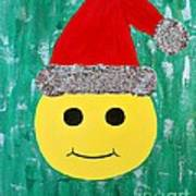 Merry Face Poster