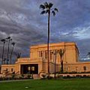 Mesa Lds Temple Poster