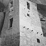 Mesa Verde National Park Cliff Dwelling Poster