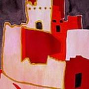 Mesa Verde Original Painting Sold Poster