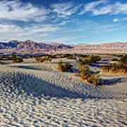 Mesquite Flat Dunes Poster