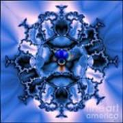 Messing With Mandelbrot  Poster