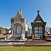Metairie Cemetery 4 Poster