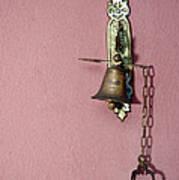Metal Doorbell Antique Poster
