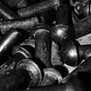 Metal Pins Poster