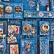 Meter Graffiti New Orleans Style Poster