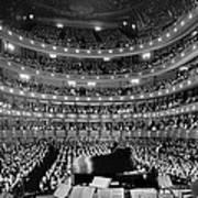 Metropolitan Opera House 1937 Poster