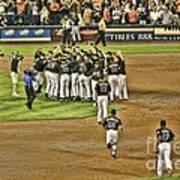 Mets Take Nl 2006 Poster