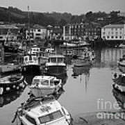 Mevagissey Cornwall Poster