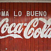Mexican Coke Poster