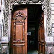 Mexican Door 5 Poster