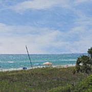 Mexico Beach Summer Poster