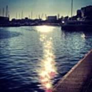 #mgmarts #spain #alicante #sea #seaside Poster