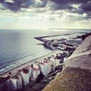 #mgmarts #spain #seaside #sea #view Poster