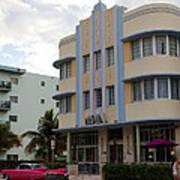 Miami Art Deco Poster