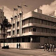 Miami Beach - Art Deco 35 Poster