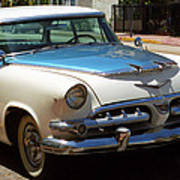 Miami Beach Classic Car 2 Poster