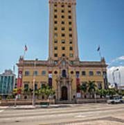 Miami Freedom Tower 3 - Miami - Florida Poster