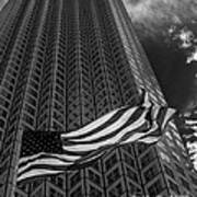Miami Southeast Financial Center Poster by Rene Triay Photography