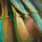 Michael Richard Rosenblatt Paints I Poster
