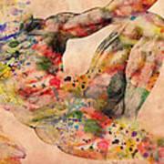 Michelangelo  Poster by Mark Ashkenazi
